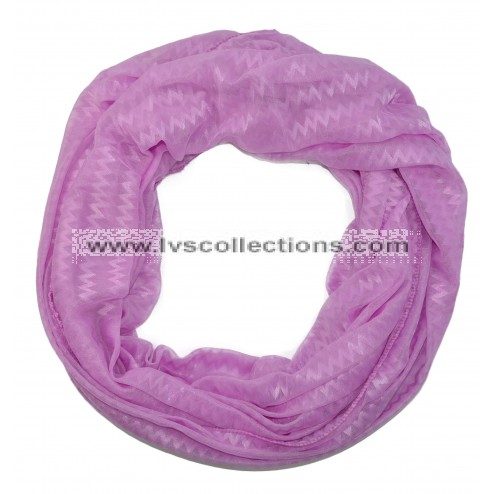 SAH003i Lace Infinity with Wave Pattern