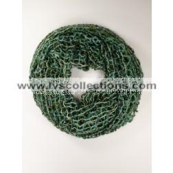 AG02 Loose-loop Knit Infinity Scarf