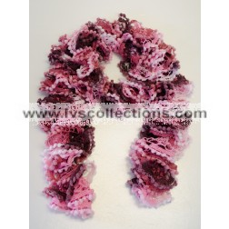 LVS102 Fancy Spiral Scarves