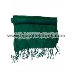 SN80 Solid Color Pashmina Scarf